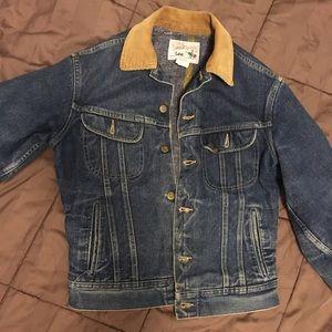 Lee Storm Rider Lined Denim Jacket